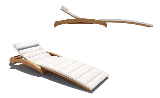 Innovation Sun Lounger image